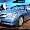 Mercedes Benz E350 Cabriolet Car Overview