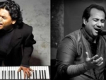 "A. R Rehman & Rahat Fateh Ali Will Work Together for ""Rockstar"""