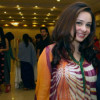 Juggan Kazim in a totally unflattering dress!
