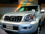 Toyota Land Cruiser Prado TZ Car Overview
