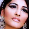 Follow Pakistani makeup tips for evening looks