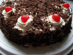 Black Forest Cake Recipe