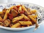 Chunky Sausage and Tomato Pasta