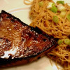Grilled Glazed Tuna Steaks Recipe