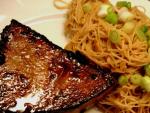 Grilled Glazed Tuna Steaks Recipe