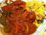 Lamb Jalfrezi Recipe