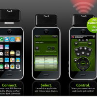 Iphone Viewer With Remote Control