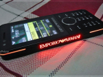 Emporio Armani Samsung Fashion Phone