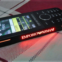 Emporio Armani Samsung Fashion Phone