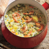 Shrimp or Prawn Chowder Soup Recipe