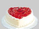 Chiffon Valentine Cake Recipe