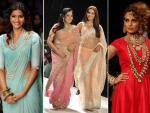 Bipasha Walks The Ramp With Her Mother