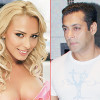 Salman is in Love with Romanian Girl Iulia Vantur