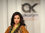 Fashion Show in Lahore by Al-Karam