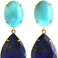 Latest Earring Collection For EID 2011