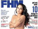 Veena Malik Sued FHM Magazine over nude Photo
