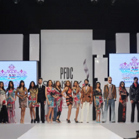 The Funky Collection of Ammar Belal at PFDC Sunsilk Fashion Week 2012