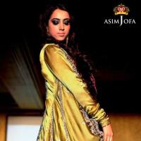 Latest Evening Wears of Asim Jofa for Winter 2012