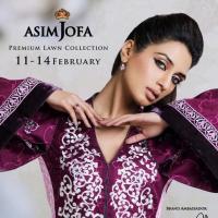 Asim Jofa's Latest Designer Collection 2012 for Women