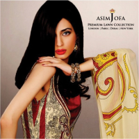 Asim Jofa's Lawn Collection for Eid