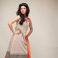 Premium Lawn Collection of Deepak Perwani Presented by Orient Textile Mills