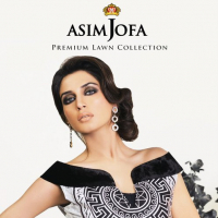 Dresses for Women in Premium Lawn Collection by Asim Jofa