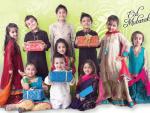 Kids Dresses for Eid
