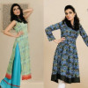 Lawn Dresses Collection