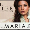 Maria Butt 2011-2012 Latest Winter and Eid Collection