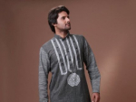 Rangeen Kurta Collection 2012 by Arsalan & Yahseer