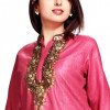 Silk Kurti Designs