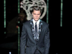 Versace Latest Menswear Collection for Winter 2012