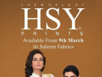 HSY Lawn Collection 2012