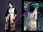 Sana Salman Summer Prints 2012