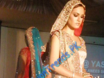 Yasser Anees Sheikh Bridal Wear