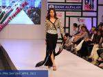 Ayesha F Hashwani Collection at FPW 2012 Day 1