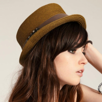 For a Perfect Style Take off your Hat
