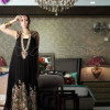 Nimsay Embroidered Chiffon and Hand Embellished Collection 2012