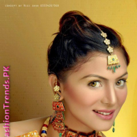 Pakistani Jewellery Designs Bridal fashion 2012 by Ruby Jewellers