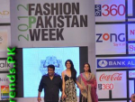 Umar Sayeed Collection at FPW 2012 Day 2
