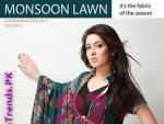 Al-Zohaib Textiles Monsoon Lawn Summer 2012: Volume 2