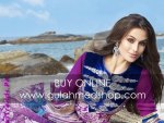 Gul Ahmed Summer Chiffon Dresses 2012: Catalog 2