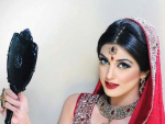 Khawar Riaz Bridal Stunning Dresses And Makeup Shoot