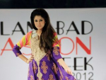 Islamabad Fashion Week 2012, Lakhani Silk Mills Collection