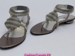 Le'Sole-Needle Impressions Fashion Foot Wears Summer 2012
