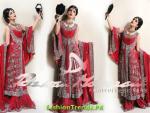 Latest Bridal Wear Collection 2012 by Rizwan Moazzam