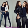 Calvin Klein for Spring Summer Jeans Collection of 2012 for Girls