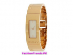 DKNY Latest Gold Watches Collection 2012 for Women
