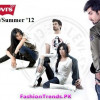 Levi's Pakistan for Spring/Summer Foot wear Collection for 2012 available at stores nationwide