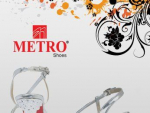 Bridal Sandals & Clutches Collection of 2012 -Metro Shoes